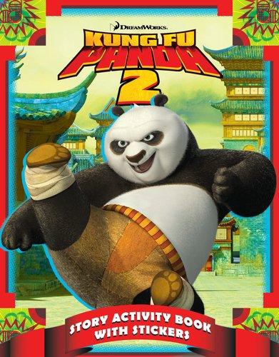 Kung Fu Panda 2: Story Activity Book
