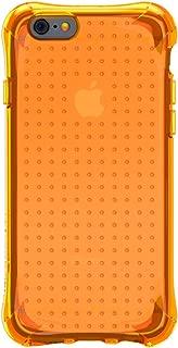 Ballistic,  iPhone 6 Plus / 6s Plus Case [Jewel Neon] 6ft Drop Test Certified Case Protection [Neon Orange] Reinforced Bumper Cell Phone Case for Apple iPhone 6+ / 6s+ - Neon Orange