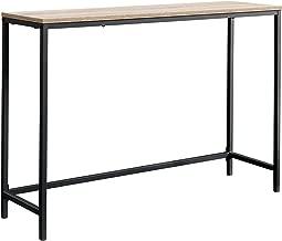 Sauder North Avenue Sofa Table, L: 41.50 x W: 11.50 x H: 28.03, Charter Oak finish