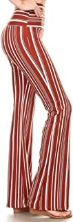 Womens Flare and Palazzo Pants Bell Bottoms Wide Leg Spring Summer