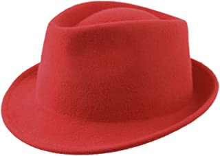 23ec071ae2f Classic Italy Nude Felt Trilby Wool Felt Trilby Hat Packable