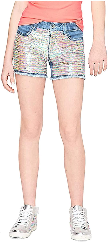 Justice Girls Denim Shorts