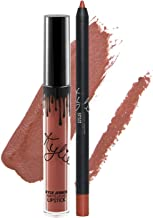 Kylie Cosmetics - Ginger Lip Kit - Matte Liquid Lipstick and Liner by Kylie Jenner
