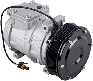For John Deere Replaces Denso 447200-4933 New AC Compressor & A/C Clutch - BuyAutoParts 60-03451NA New