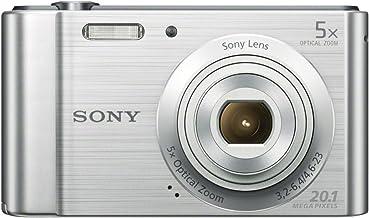 Sony Cyber Shot DSC-W800 - 20.1 MegaPixel , Silver