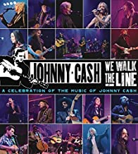 CASH (Tribute), Johnny We Walk The Line: 80th Birthday Celeb.(CD&DVD by Various Artists