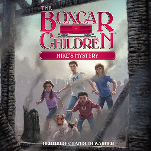 Mike's Mystery     The Boxcar Children Mysteries, Book 5              By:                                                                                                                                 Gertrude Chandler Warner                               Narrated by:                                                                                                                                 Tim Gregory                      Length: 1 hr and 37 mins     97 ratings     Overall 4.7