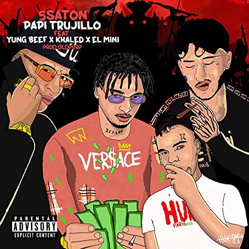 Papi Trujillo & Old Purp feat. Yung Beef, Khaled & El Mini