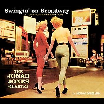 Jonah Jones Masterworks. Swingin' on Broadway / Broadway Swings Again