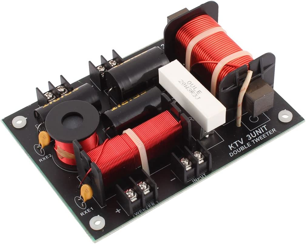uxcell Audio Crossover sale Filters Frequency San Francisco Mall Distributor 500W