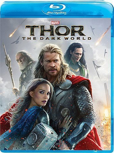 Thor: The Dark World [Blu-ray] by Walt Disney Studios Home Entertainment by Alan Taylor
