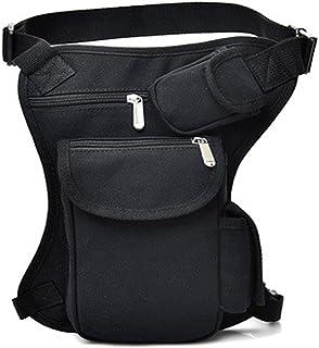 UK Riding Tactical Military Thigh Motorcycle Waist Pack Hip Drop Leg Bag 3.5L