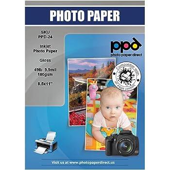 ColorTone 11 x 14 Color Paper Glossy 50 Sheets