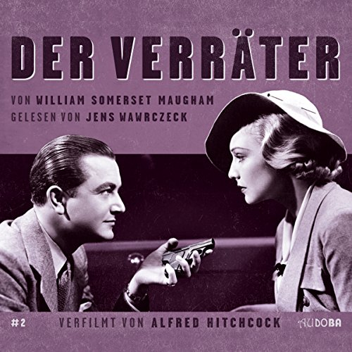 Der Verräter audiobook cover art