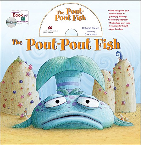 The Pout-Pout Fish book and CD storytime set (A Pout-Pout Fish Adventure)