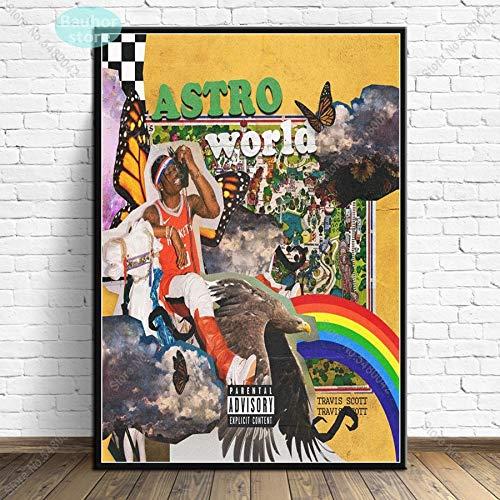 Puzzle 1000 piezas Pintura decorativa de cantante de música de rapero de hip hop pop art puzzle 1000 piezas clementoni Juegos familiares para adultos divertidos para niños Rom50x75cm(20x30inch)