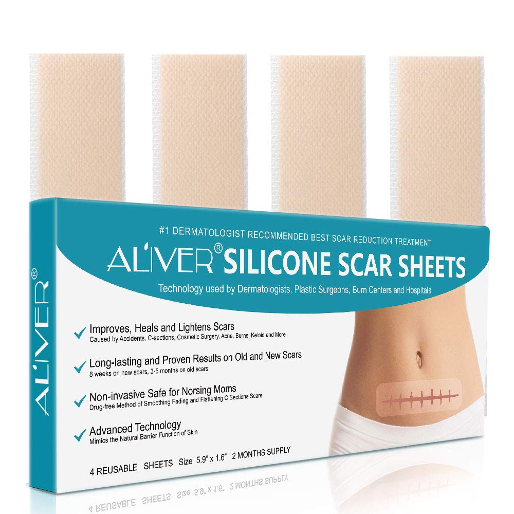 Silicone Scar Sheets Effective specialty shop and Strips Fixed price for sale Soften