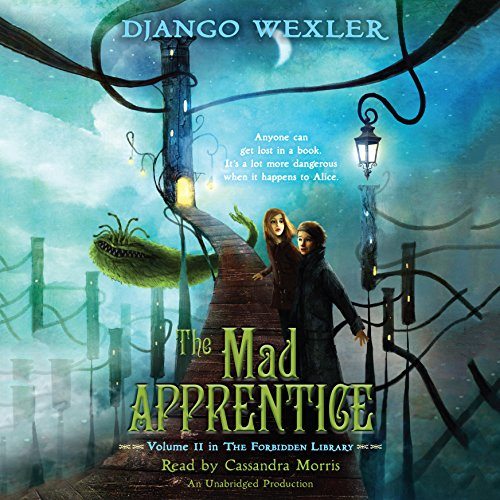 The Mad Apprentice audiobook cover art