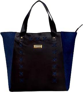 Pinkish Leatherette Handbags For Women's Ladies PK-Daily-011 PK-04 Multi-Coloured