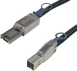 SFF-8436 7M QSFP+ 24AWG SFF-8470 cable ejector style to CX4
