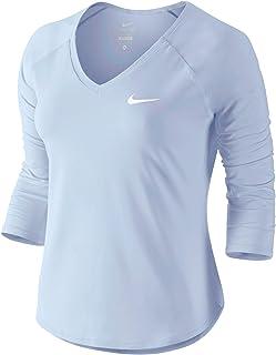Nike Women's Pure Tennis Top 3/4 Sleeve