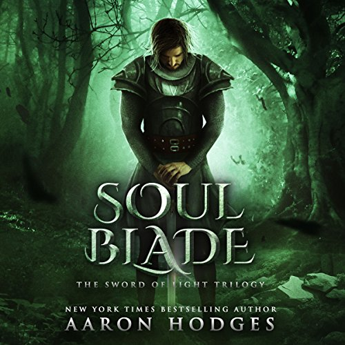 Soul Blade audiobook cover art