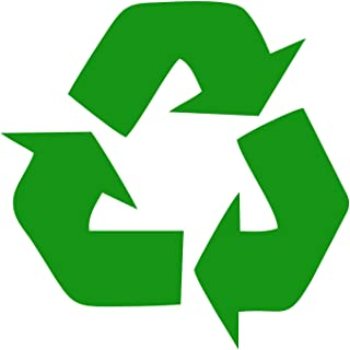 Best recycling logo sticker Reviews