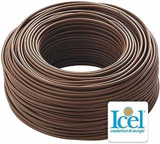 rollo completo y longitudes de corte personalizadas disponibles Cable de alarma aislado de PVC blanco de 6 n/úcleos