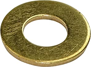 Inner Diameter : M2x5x0.4 F-MINGNIAN-SPRING 3//5//20//10 // 50pcs GB97 M2 M2.5 M3 M4 M5 M6 M8 M10 M12 M14 M16 M18 M20 Brass arandela de lat/ón Arandela Plana Espesor 0,4//0,5//0,8//1 // 1,2 mm 50Pcs