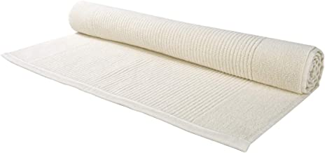 Cannon Towel Floor Mat Stripe - Off White - CN FM50X80ST