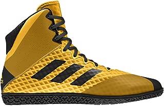 black adidas wrestling shoes