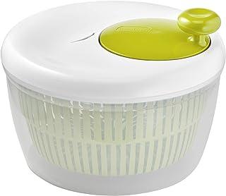 Moulinex Classic Essoreuse à salade 5 L (5/7 pers), Compatible lave-vaisselle, Essore la salade facilement et rapidement, ...