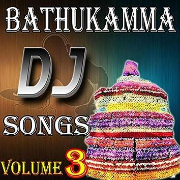 Bathukamma Dj Songs Volume 3