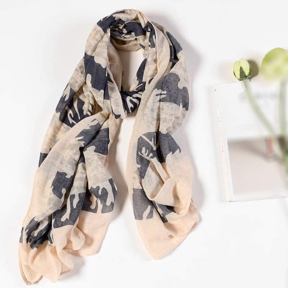 WBMKH discount Sun Protection Women Seasonal Wrap Introduction Warm Men's Women's Scarf