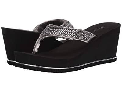 GUESS Sarraly (Silver) Women
