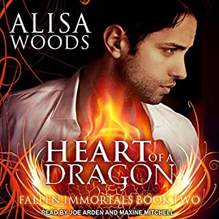 Heart of a Dragon cover art