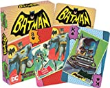 Batman Classic TV Series (2) set of 52 playing cards = jokers (nm 52474)