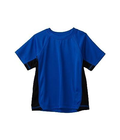 Kanu Surf Short Sleeve UPF 50+ Rashguard Swim Shirt (Little Kids/Big Kids)