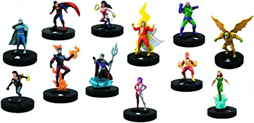 DCHC  Justice League Trinity 10ct Booster Brick