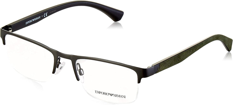 Emporio Max 81% Philadelphia Mall OFF Armani EA 1094 MATTE BLACK eyewear 54 142 frame 19 men