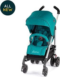 Diono Flexa - City Ready Umbrella Stroller, Blue Turquoise