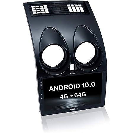 Roverone 9 Zoll Android System Octa Core Für Nissan Qashqai 2008 2009 2010 2011 2012 2013 2014 Autoradio System Mit Stereo Gps Navigation Radio Bluetooth Mirror Link Touchscreen Navigation