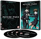 Psycho-Pass Complete Series Collection [Reino Unido] [DVD]