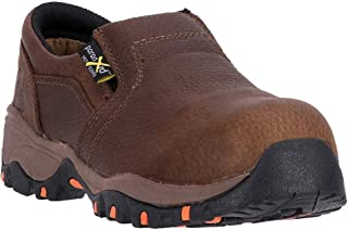 Women's Metguard Slip-On Work Shoes Composite Toe - Mr41704