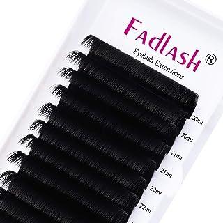 Wimperverlengingen Mat 0.05mm D Curl 20-25mm 3D 5D 10D-20D Volume Wimperverlenging Esay Fan Volume Lashes