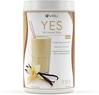 yoli shake ingredients