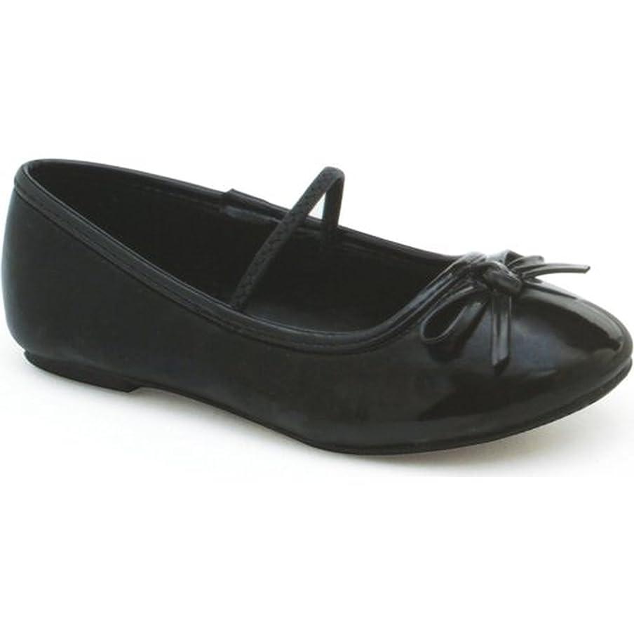独特の労働導入するEllie Shoes E-013-Ballet 0 Heel Ballet Slipper Childrens