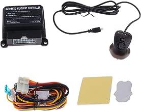 MagiDeal 1 Set Car Automatic Headlight Light Sensor Smart Control Kit Universal