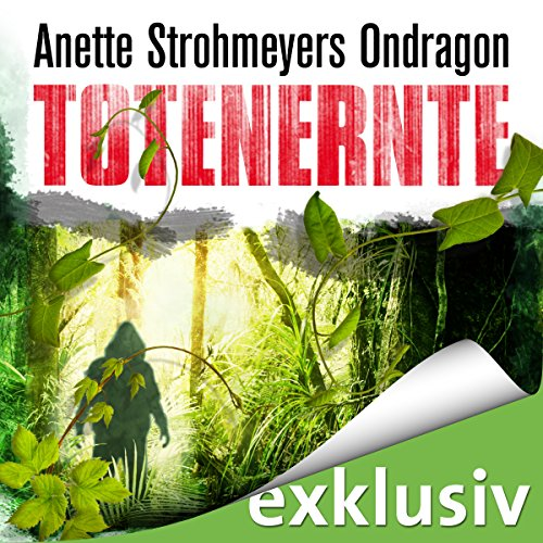 Totenernte (Ondragon 2) audiobook cover art