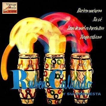 "Vintage Cuba Nº25 - EPs Collectors ""Harlem Nocturno"""